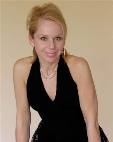Candace Evans : The official website of jazz vocalist